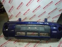 Бампер Nissan Xtrail 2005 [15728], передний