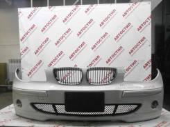Бампер BMW 1-Series 2007 [20114], передний