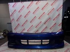 Бампер Mazda Demio 2001 [25268], передний