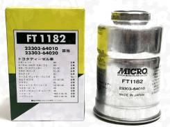 Фильтр топливный (FC-158) Micro FT1182 Япония