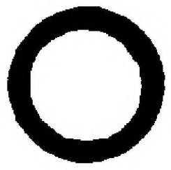 Кольцо уплотнительное Ajusa 16029000