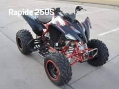 Квадроцикл Rapide 250S, МОТО-ТЕХ, Томск, 2021