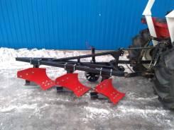 Плуг 3х. корпусной для мини-трактора
