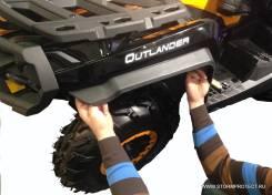 Расширители арок Storm Can-Am Outlander G2