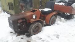 Продам мини трактор с прицепом за 80 т. р.