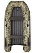 Лодка ПВХ Фрегат 420 Air (НДНД) Камуфляж