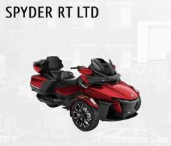 BRP Can-Am Spyder RT Limited, 2021