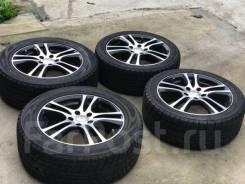 Комплект колес Manaray r17 с резиной (жир)
