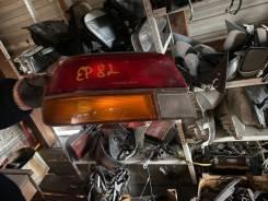 Стоп-сигнал Toyota Starlet, левый задний