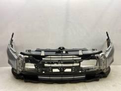 Бампер Mitsubishi Outlander 3 2018- [6400G585ZZ] GF, передний