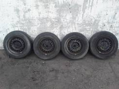 Комплект колёс Goodyear GT-Eco Stage 165/80 R13