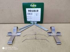 901819 Комплект установочный тормозных колодок KDN185 '95-, LC9# '96-,