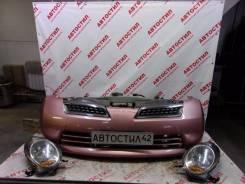 Nose cut Nissan March 2009 [21201]