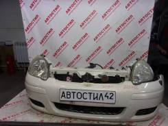Nose cut Toyota VITZ 2003 [22987]