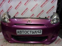 Nose cut Mitsubishi Mirage 2012-2015 [24047]