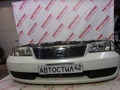 Nose cut Nissan Sunny 2004 [24414]
