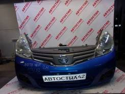 Nose cut Nissan NOTE 2009 [24656]
