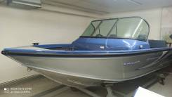 Катер NorthSilver PRO 470 Fish+Honda BF 60 L