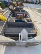 Лодка алюминиевая 3,6 м, под подвесной мотор