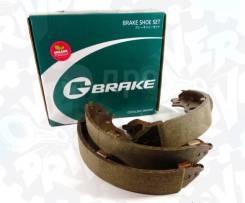 Тормозные колодки барабаннные G-Brake GS02311