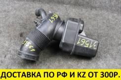 Патрубок воздухозаборника BMW X5 M54B30 (OEM 7521034)
