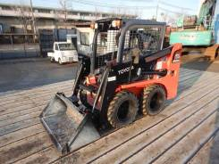 Toyota Skid Steer Loader 5SDK5, 2015