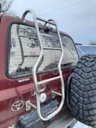 Лесенка на двери багажника. Яплния. Toyota Land Cruiser 80.