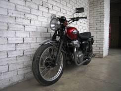 Kawasaki W650, 2006
