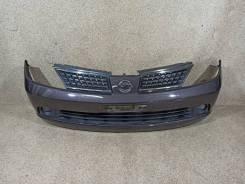Бампер Nissan Tiida [62022ED040] C11, передний [248907]