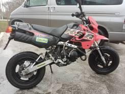 Kawasaki KSR110, 2007