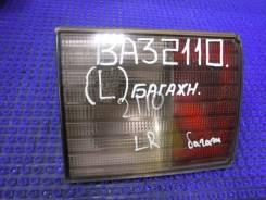 Вставка багажника задняя левая Лада 2110 1995~2014 год 2110-3716111