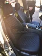 Авточехлы модельные для Toyota Prius 2003-2009г. (РОМБ )