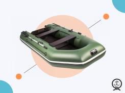 Лодка ПВХ Аква-2900 СКК
