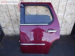 Дверь задняя левая Cadillac Escalade III (GMT900) 2007 (Джип)
