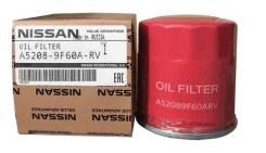 Фильтр масляный Nissan T32 T31 J11 J10 [A5208-9F60A-RV]