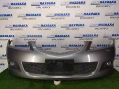 Бампер Mazda Atenza 2005-2007 [GR1R50031] GY3W L3-VE, передний