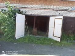 Капитальный двухэтажный гараж