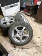 Продам шины с дисками на 16 4х100 цена 16000