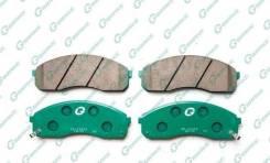 Колодки тормозные дисковые GP11412 G-brake