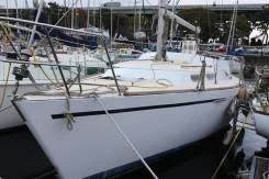 Яхта круизная N301 Tramper