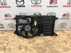 Вентилятор охлаждения (диффузор) Mazda 3 BL 2009-2013
