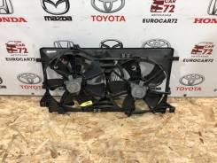 Вентилятор охлаждения (диффузор) в сборе Mazda 3 BL 2009-2013