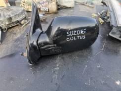 Продам зеркало левое на Suzuki Cultus AA44S G10