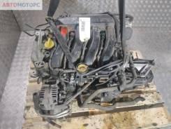 Двигатель Renault Modus 2006, 1.4 л, Бензин (K4J 770)