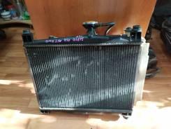 Радиатор двигателя Toyota VITZ SCP10 1SZ АКПП