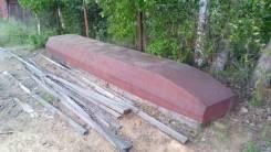 Лодка из корабельной стали, 7*1,2 м