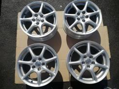 Как новые оригинальные литые диски Тойота R17, 5/114 Made in Japan