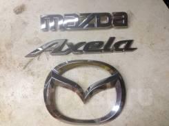 Эмблема Mazda Axela (Мазда Аксела) BKEP