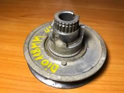 Шкивы сцепления алюминий 118 мм Honda Dio 34,35