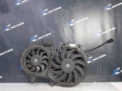 Вентилятор радиатора Audi A4 2005 [8E0121205AB] B7 BGB